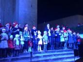 Sara Vita Felline e il coro dei bambini di Casa Betania