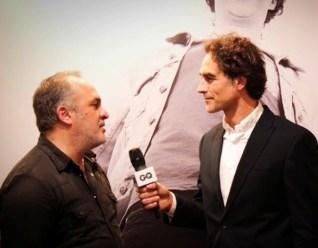 Augusto Romano intervistato da Sergio Muniz per GQ