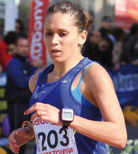Sara Grasso. foto di Roberto De Michele
