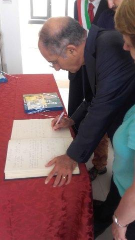 L'ambasciatore Zion Evrony