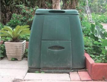 """Un modello di compostiera per """"digerire"""" gli umidi"""