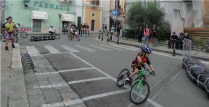 """Il percorso ad ostacoli """"Elimina- tor"""" sperimentato a Sannicola già due anni fa"""