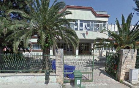L'edificio scolastico di via Lecce