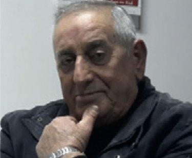 Giuseppe Placì, presidente dell'Unione agricola Melissano