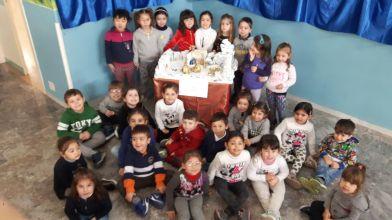 Scuola dell'Infanzia di via Spoleto - i bambini premiati per il presepe ...