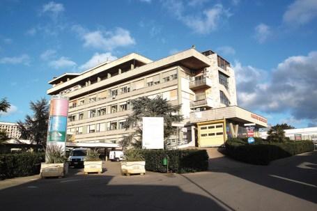 L'ospedale di Casarano