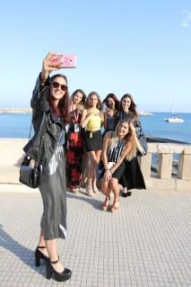 Miss Mondo Selfie