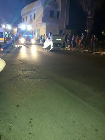 Via Solferino - Casarano -incidente del 6 giugno 2017