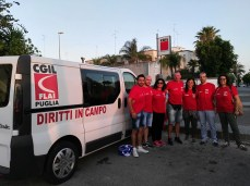 01 camper diritti partenza da Lecce via Merine sm