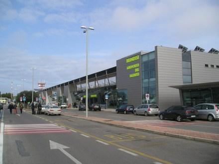 L'aeroporto di Brindisi