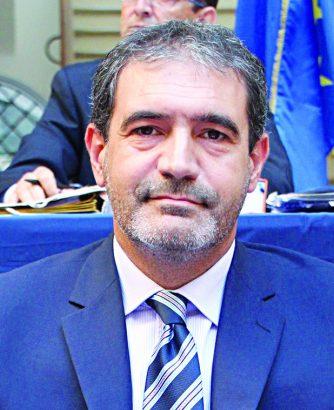 il sindaco Gianni Stefàno