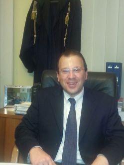 L'avvocato Stefano Gallotta