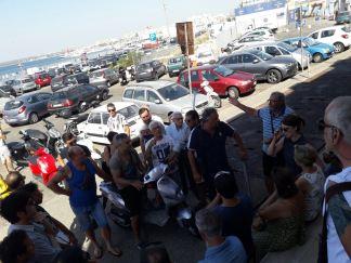 protesta commercianti gallipoli2