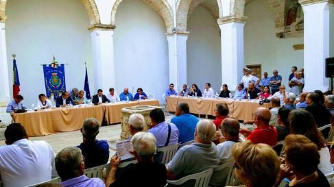Il primo Consiglio comunale dopo le elezioni a Galatone