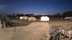 Melpignano - ospedale da campo 118-CRI