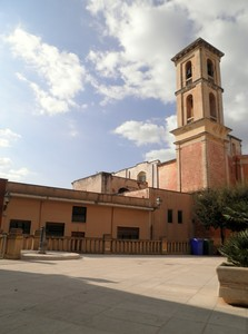 Piazza Immacolata - Parabita