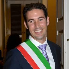 Il sindaco uscente Luca Durante