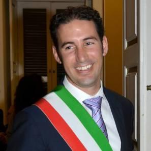 Il sindaco Luca Durante