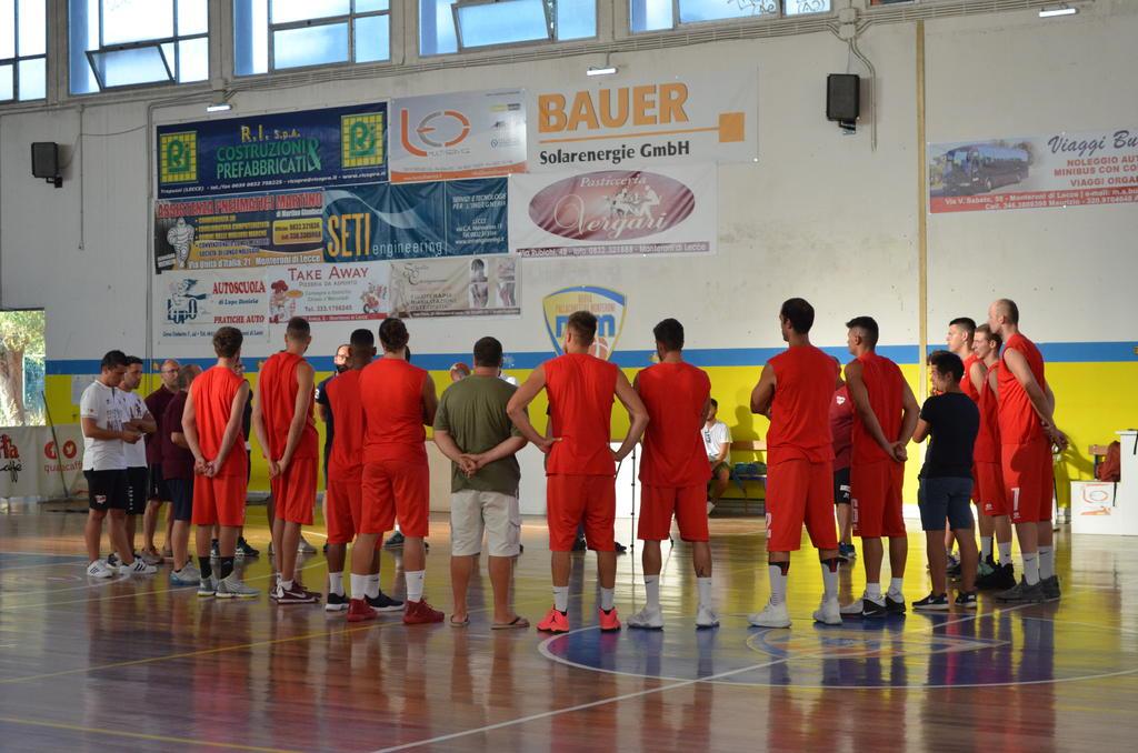 L Edil Frata Basket Occhio Ai Giovani Anche Internazionali