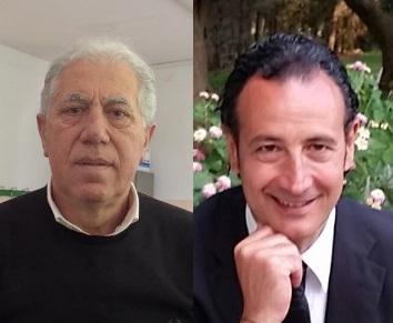 Rino Dell'Anna e Giuseppe Fracella