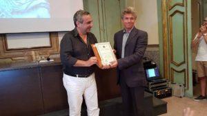 Premiato il prof. Luciano Tarricone (1)