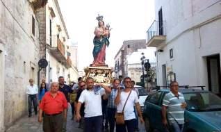 Specchia - Processione Madonna del Passo