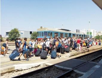 Stazione Gallipoli