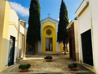 Il cimitero di San Simone