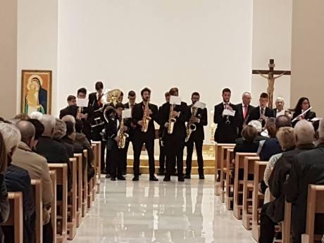 Il gruppo bandistico Sant'Antonio di Padova