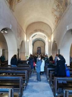 La chiesetta di Santa Maria della Croce