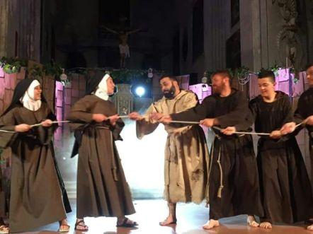 San Francesco a teatro