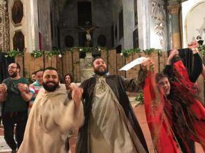 San Francesco a teatro4