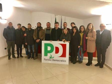 Segreteria provinciale Pd