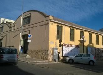 Casarano, mercato coperto
