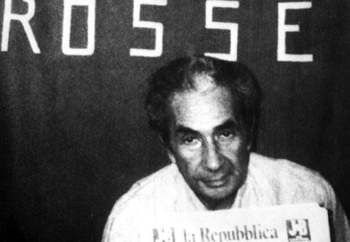 Aldo Moro sequestrato dalle brigate rosse