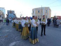 Carnevale Gallipoli 2018 - La Quadriglia presiccese