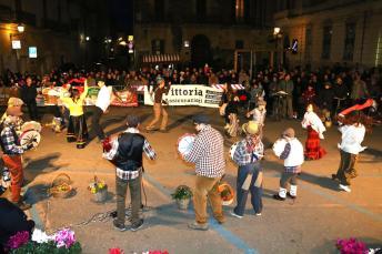 Carnevale a Casarano - foto Lorenzo De Paola