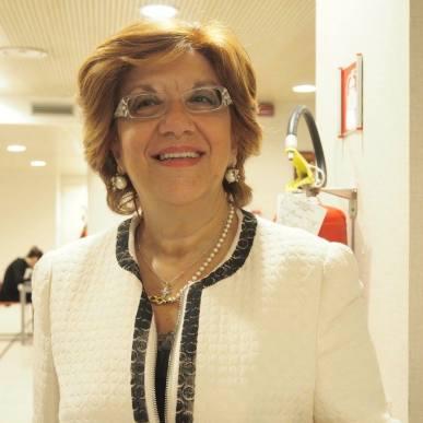 La presidente nazionale Caterina Mazzella