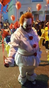 Don Luca De Santis al Carnevale di Corsano