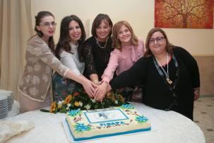 Fidapa Casarano, al centro la presidente Anna Maria Tunno