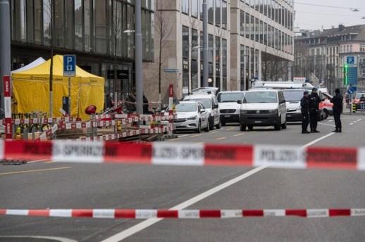 Zurigo, la scena della tragedia