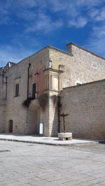 Il castello D'Amato