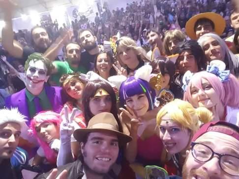 fiera lecce cosplay comics games 06