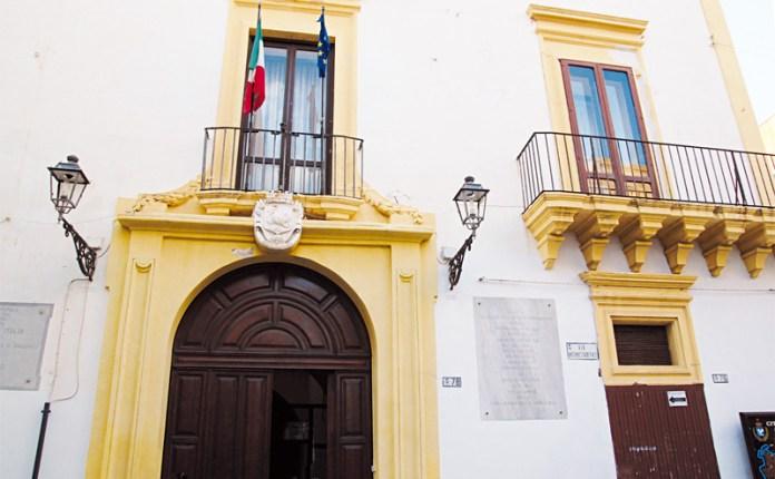 Palazzo Balsamo - sede Comune