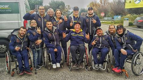 Lupiae Team Salento