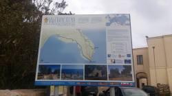 Leuca - La via Francigena