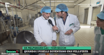Michele Presicce, Ivan Bacchi e Valentina Avantaggiato