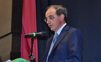 Cosimo Mudoni (foto Raffaele Leopizzi)