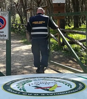 Guardie zoofile Nardò