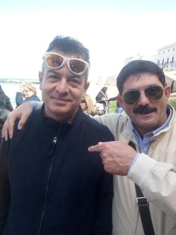Roberto Giurgola e Luigi Liaci